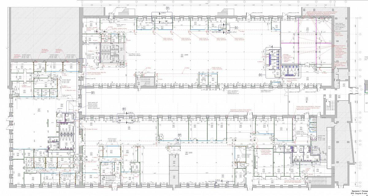 План 5400 кв.м Новоспасский Двор